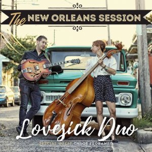 album The New Orleans Session - Lovesick Duo