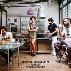 album Won't you keep me wild? - Gospel Book Revisited