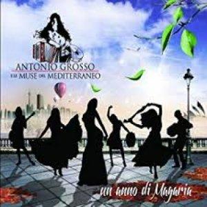 album Un Anno di Magaria - Antonio Grosso e Le Muse del Mediterraneo