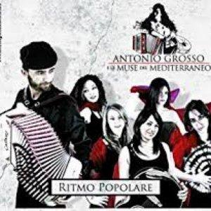 album Ritmo Popolare (Australian Live Tour) - Antonio Grosso e Le Muse del Mediterraneo