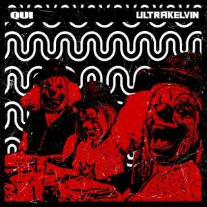 album QUI /ULTRAKELVIN split LP - Split
