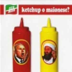 album Ketchup o maionese? - Cetomedio