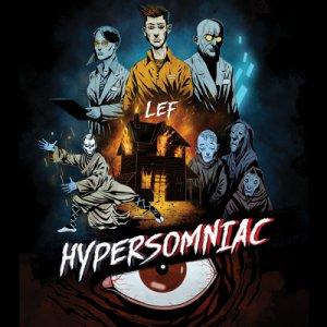 album Hypersomniac - Lorenzo Esposito Fornasari