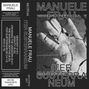 album Iter Subterraneum - Manuele Frau