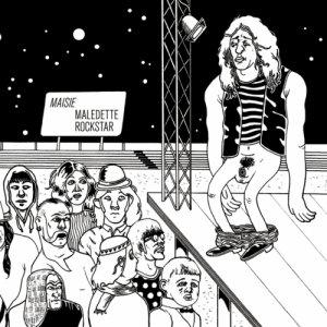 album Maledette Rockstar - Maisie