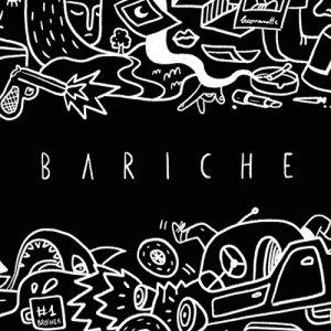 album BΛRICHE EP - BΛRICHE