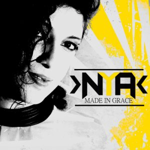 album MADE IN GRACE - NYA