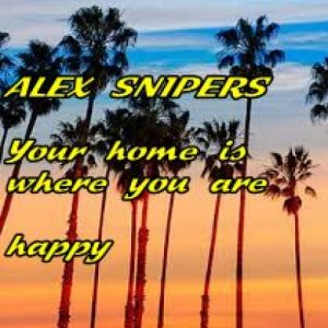 album ALEX SNIPERS CHARLES MANSON COVER - Alex Snipers