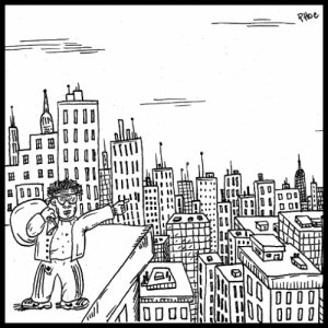 album Volare Via - Black Billz