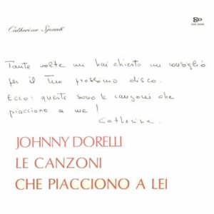 album Le Canzoni Che Piacciono A Lei - Johnny Dorelli