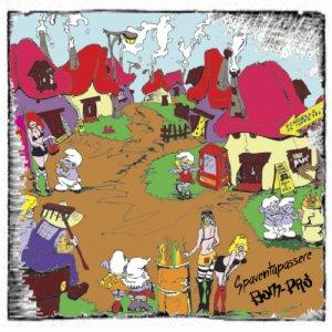 album Spaventapassere / Bom Prò - Split