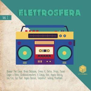 album Sfera Cubica Compilation 2012-2017 - Vol. 1 ElettroSfera - Compilation