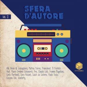album Sfera Cubica Compilation 2012-2017 - Vol. 2 Sfera d'Autore - Compilation