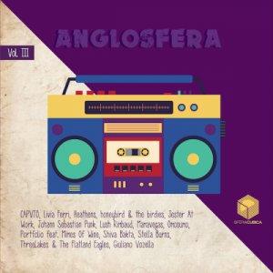 album Compilation Sfera Cubica 2012-2017 - Vol. 3 AngloSfera - Compilation