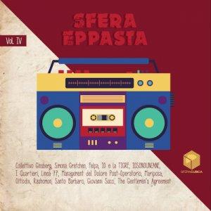 album Sfera Cubica Compilation 2012-2017 - Vol. 4 Sfera Eppasta - Compilation