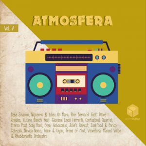 album Sfera Cubica Compilation 2012-2017 - Vol. 5 AtmoSfera - Compilation