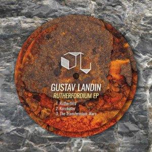 album Rutherfordium EP - Gustav Landin