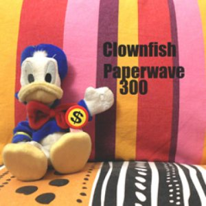album Paperwave 300 - Clownfish