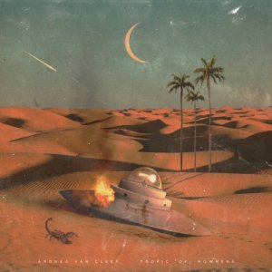 album Tropic Of Nowhere - andrea van cleef