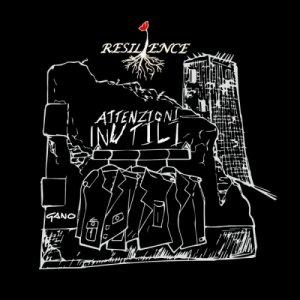 album Attenzioni Inutili - Resilience