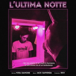 album L'ULTIMA NOTTE (single cd) - Yota Damore