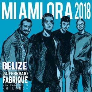 album Sui giovani d'oggi ci scatarro su (Afterhours Cover) - Belize