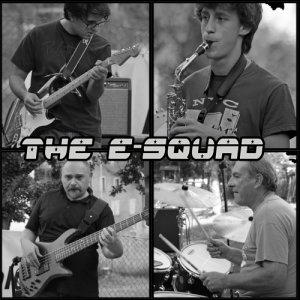 album The E-Squad - The E-Squad