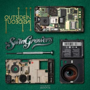 album OUTSIDEIN - Swingrowers