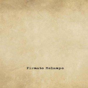 album Firmato Melampo - Melampo
