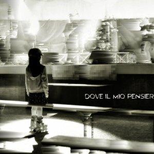 album Dove il mio pensiero brucia - PNGazers