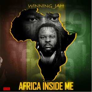 album Africa Inside Me - Winning Jah