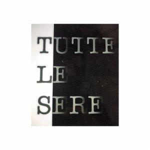 album Tutte le sere - GIO FAL