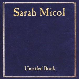 album Untitled Book - Sarah Micol
