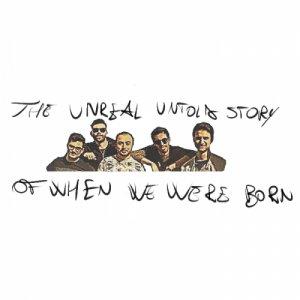 album The unreal untold story of when we were born - Stubborn Jakaroos
