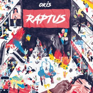 album Raptus - Okis
