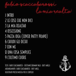 album La mia realtà - Fabio Scaccabarossi