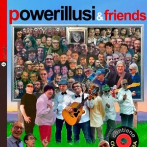 album Powerillusi & Friends - Compilation