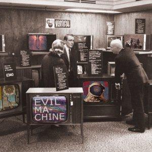 album The Evil Machine EP - Vertical
