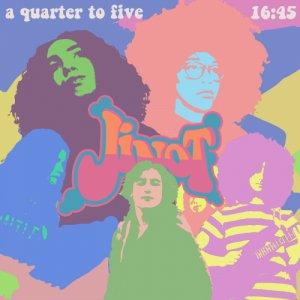album A Quarter To Five - Split