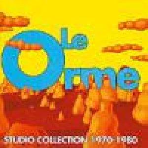 album Studio Collection 1970 - 1980 - Le Orme