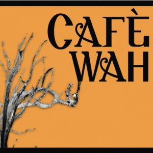 album CAFE' WAH - CAFE' WAH