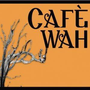 album CAFE' WAH - CAFE' WAH