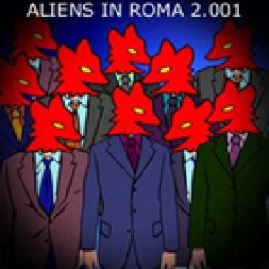 album Aliens in Roma 2 . 001 (Magika Roma) - Split