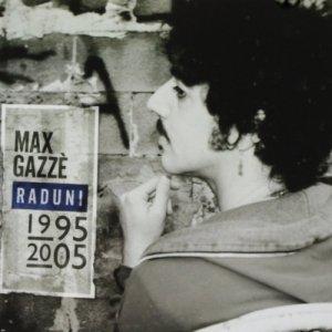 album Max Gazzè - Raduni 1995/2005 - Max Gazzè