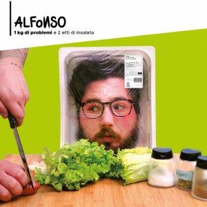 album 1 kg di problemi e 2 etti di insalata - Alfonso