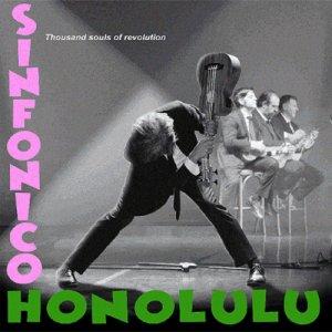 album Thousand Souls of Revolution - SINFONICO HONOLULU