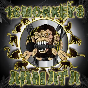 album 16 Monkeys Armata - 16 Monkeys Armata