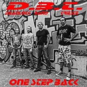 album One step back - D.B.T.  (Deadlock band Trieste)