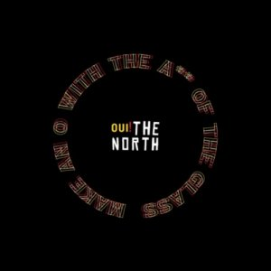 album Make an O with the ass of the glass - Oui! The North