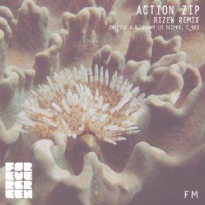 album Action Zip - Rizen (Remix) - Split